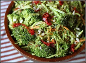 broccoli slaw gawk border