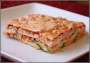 zucchini lasagna  border