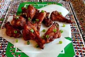 strawberry hot wings