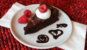 flourless choc cake 3