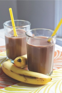 Chocolate Banana Nut Butter Blast fishmama